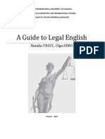 Legal English Book