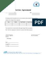 Abaid Agreement
