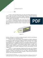 Física - B2 31 Difracção por uma fenda Difracção de raios X