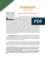 Qué pasó en Parmenia