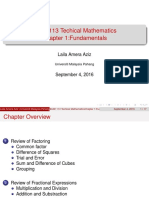 Chap 1 Tech Math