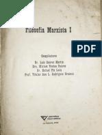 El Pensamiento Teorico Como Objeto de La Ciencia Filosofica Marxista-leninista - Zaora Rodriguez Ugidos