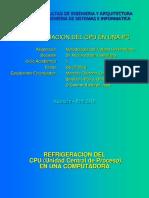 REFRIGERACION DEL CPU EN UNA PC