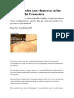 Denuncias on line en Defensa del Consumidor.docx