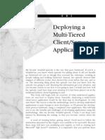 Deploy Multi Tier App