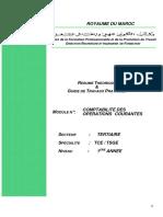 2Module 08 - TSGE - Comptabilité des opérations courantes et travaux de fin d'exercice - OFPPT.pdf