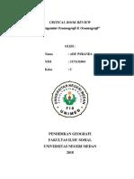 CRITICAL BOOK REVIEW oseanografi ade.docx