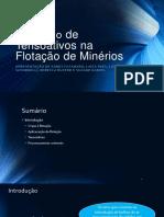Aplicação de Tensoativos Na Flotação de Minérios (2).Pptx