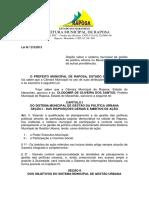 Lei 215_2013 - Conselho Da Cidade