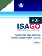 Isago Sms Guidelines Gosm Ed 6 June