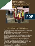 PROYECTO AGESTION A LA COMUNIDAD.ppt