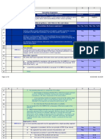 m Frs 8 Checklist