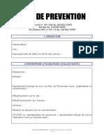 Plan Prevention