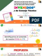 2a Sesión Cte-ficha Octubre 2018-2019