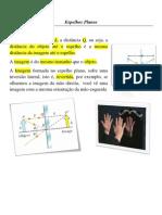 Física - Óptica - Espelhos 8ª Série