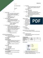 PHARDOSE - Preparations 16-18 Reviewer