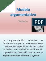 Modelo Argumentativo Toulmin 1