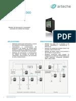 Arteche Fy Dm9300 Es