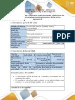 Guía de actividades y rúbrica de evaluación_Paso 3_Aplicación de la imagen y la narrativa como instrumentos de la acción psicosocial (3)