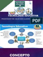 Tecnología Educativa Principal