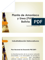 4.1.-Planta Amoinaco-Urea Oct 2016