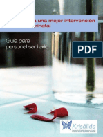 Ampliatorio - Duelo Perinatal - Guia Para Personal Sanitario