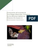 Informe Final Murciélagos PRS