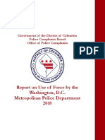 Use Of Force Report 2018 Final 1
