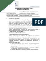 Evaluacion Descargos-trebol - NO