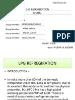 LPG gas refregration system.pptx