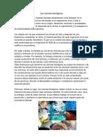 Las ciencias biológicas.docx