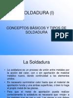 TEMA 5 I Soldadura