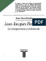 J. Starobinski - La transparencia y el obstáculo.pdf