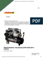 Pitbull Profesional - Compresora 2.5HP 13.21GL BYV - 0.17_8AZ _ MAESTRO
