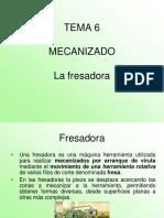 TEMA 5 fresadora