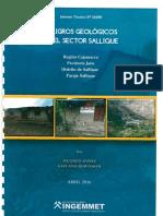 Informe Tecnico N A6689 Peligros Geologicos en el Sector Sallique  distrito Sallique provincia Jaen region Cajamarca.pdf