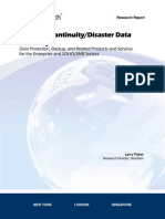 Business Continuity_Disaster Data Recovery Data Protection, Backup for the Enterprise and SOHO_SMB Sectors.pdf