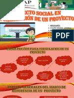 Aspecto Social en Formulacion de Un Proyecto Josefa