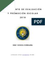 Evaluación Pie 2018 Primer Semestre Bueno