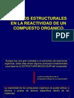 Tema 9 Efectos Estructurales en La Reactividad Ultima Version