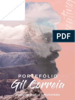 Portefólio Gil Correia I Designer Gráfico e Multimédia