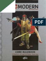 D20 Modern - Core Rulebook.pdf