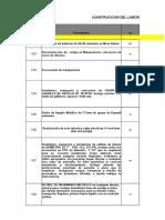 Obras Extras Lime Acta 2 Actualizado