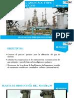 Clase 9 Fabricación de Amoniaco