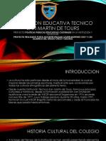 INSTITUCION EDUCATIVA TECNICO SAN MARTIN DE TOURS.pptx