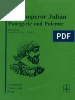 LIEU, S. N. C. (Ed.) The Emperor Julian Panegyric and Polemic.pdf