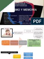 Autismo y Memoria Grupo3