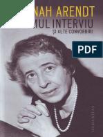 [Hannah_Arendt]_Ultimul_interviu_si_alte_convorbiri.pdf