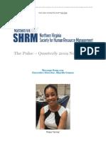 Quarterly 2019 Newsletter