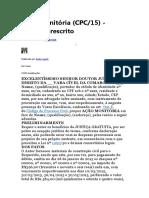 Ação Monitória.docx